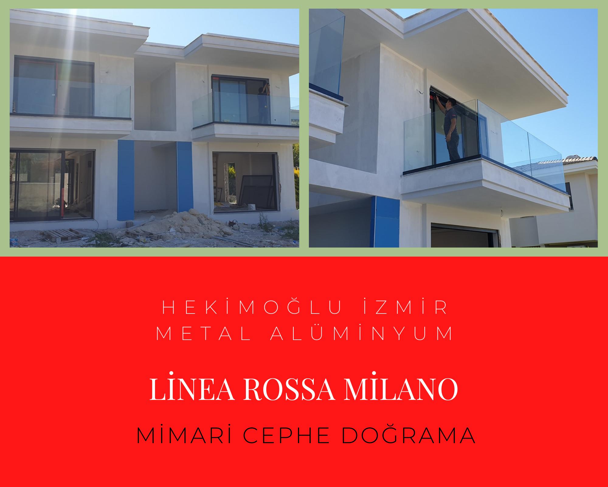 Linea Rossa mimari tasarım ürünleri