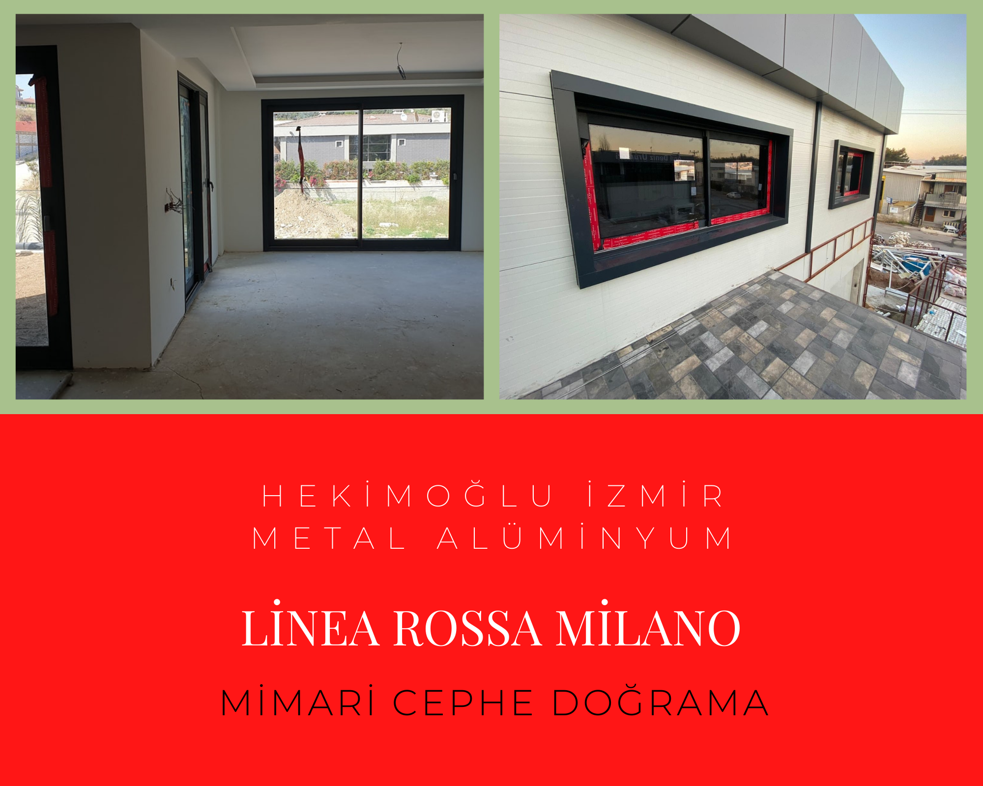 Linea Rossa Milano